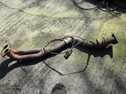 ALFA 145/146/GTV/SPIDER/155 DOWN PIPE TWINSPARK PH-1 94-98